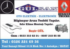 Gülsan Oto Elektrik - Elektronik