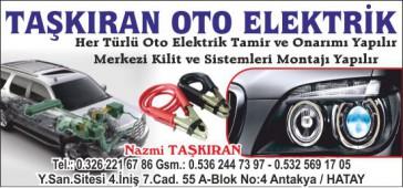Taşkıran Oto Elektrik