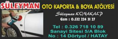 Süleyman Oto Kaporta & Boya Atölyesi