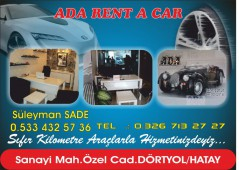 Ada Rent a Car