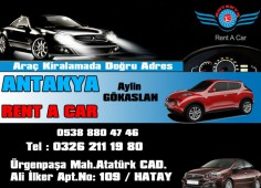 Antakya Rent a Car