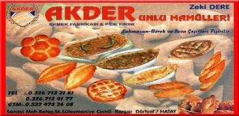 Akder Unlu Mamülleri