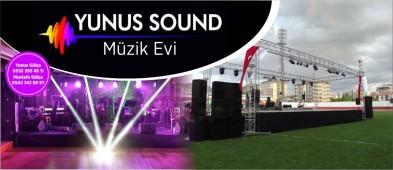yunus sound organizasyon osmaniye