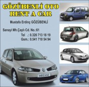 Gözübenli Rent a Car
