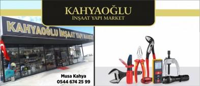 Kahyaoğlu İnşaat Yapı Market