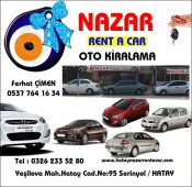 Nazar Rent a Car
