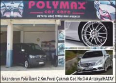 Polymax Betaylı Araç Temizleme Merkezi