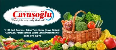 Çavuşoğlu AVM Market