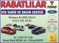 Rabatlılar Oto Tamir ve Bakım Servisi