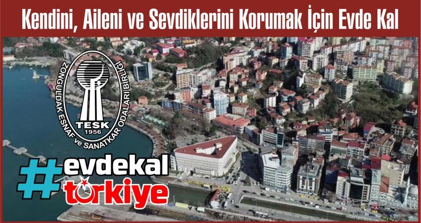 Evde Kal Zonguldak