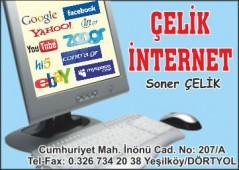 Çelik İnternet