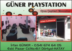 Güner Playstation