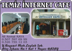 Temiz İnternet Cafe