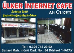 Ülker İnternet Cafe