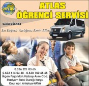 Atlas Öğrenci Servisi