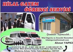 Hilal Gayem Öğrenci Servisi