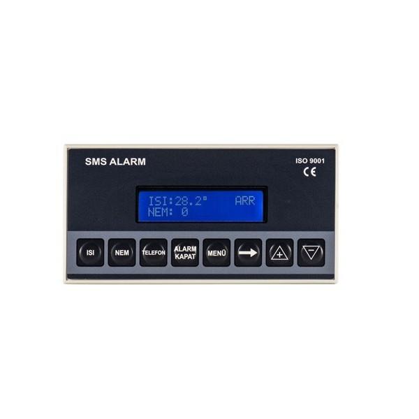 SMS Alarm Cihazı SMS Atma Ve Sesli Arama Özelliği