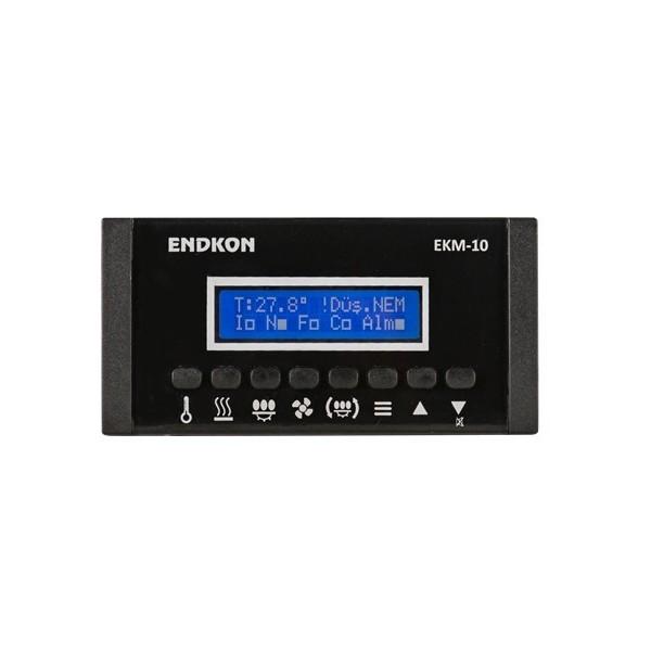EKM10 Kuluçka Cihazı Geniş Dijital Ekranlı