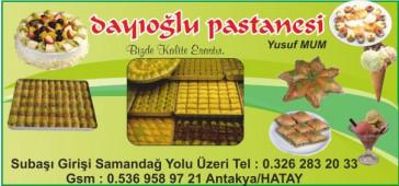 Dayıoğlu Pastanesi