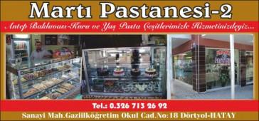 Martı Pastanesi