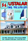 Ustalar İnş. Tic. Ltd.Şti.