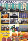 Öz Arslan Gıda Sanayi Narenciye Paketleme
