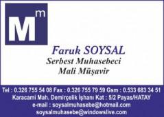 Faruk Soysal
