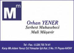 Orhan Yener