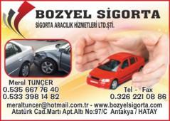 Bozyel Sigorta