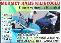 Mehmet Halis Kılınçoğlu