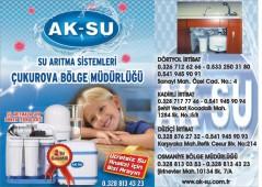 AK-SU Su Arıtma Sistemleri