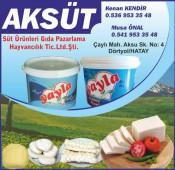 Aksüt Süt Ürünleri Gıda Pazarlama