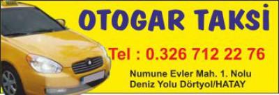 Otogar Taksi
