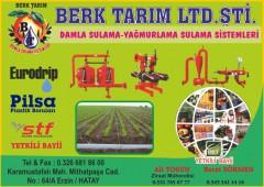 Berk Tarım Ltd. Şti.
