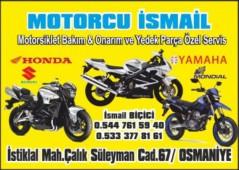 Motorcu İsmail