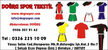 Doğru Spor Tekstil