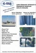G-Taş Tel-Çit-Panel Ve Ferforje