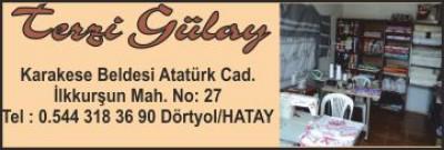 Terzi Gülay