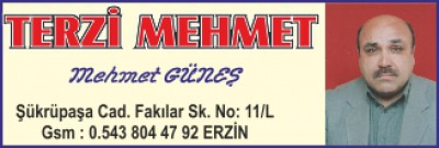 Terzi Mehmet