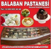 Balaban Pastanesi