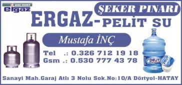 Ergaz-Pelit Su