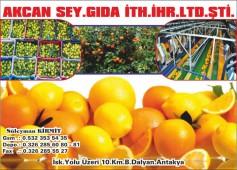 Akcan Sey.Gıda İth.İhr.Ltd.Şti.