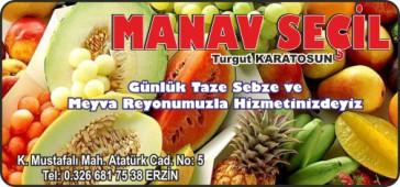 Manav Seçil
