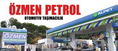 Özmen Petrol Otomotiv Taşımacılık