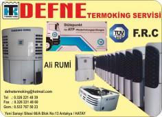 Defne Thermoking Servisi
