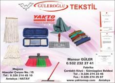 Yakto Mop - Güleroğlu Tekstil