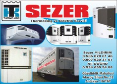 Sezer Thermoking ve Elektrik Servisi
