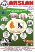 Arslan Tarım Ürünleri Tic. ve Nakliyat Ltd.Şti.