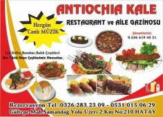 Antıochıa Kale Restaurant