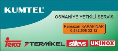 Osmaniye Kumtel Luxell Yetkili Servisi